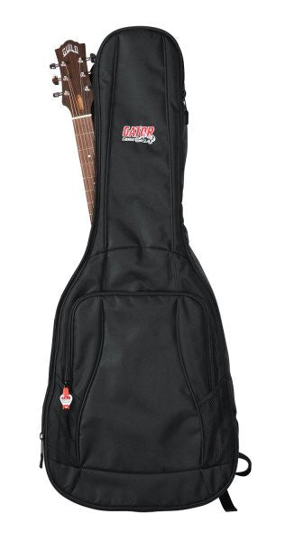 Gator Cases GB4GACOUSTIC 4G Series Gig Bag for Acoustic Guitars