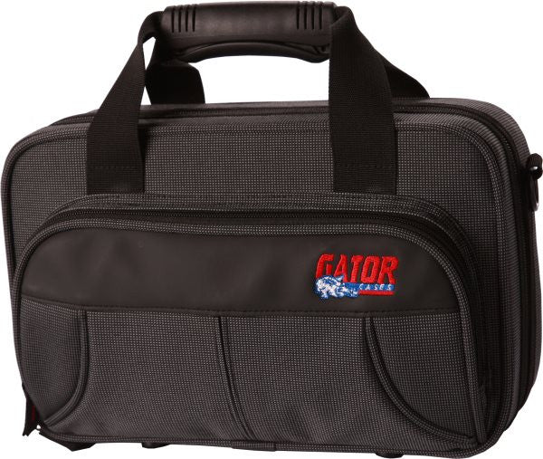 Gator Cases GLCLARINETA Clarinet Lightweight Case Design