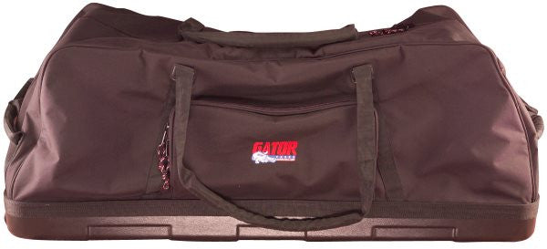 "Gator Cases GPHDWE1436PE Hardware Bag; 14"" x 36"" w/ wheels; Molded Bottom"