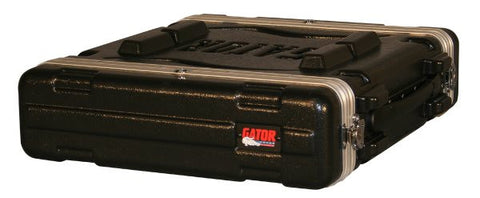Gator Cases GR2L 2U Audio Rack; Standard