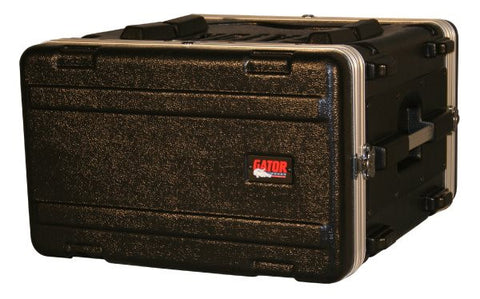 Gator Cases GR6L 6U Audio Rack; Standard