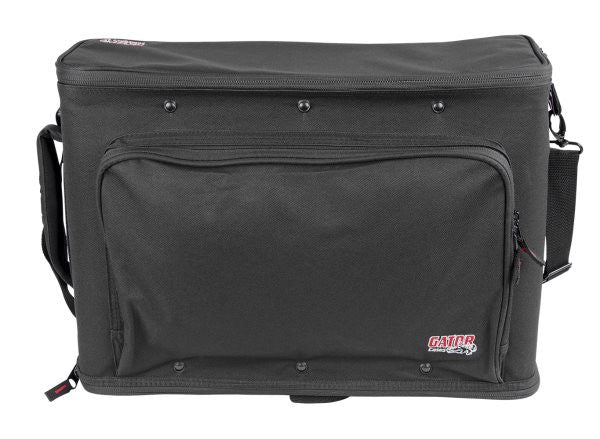 Gator Cases GRRACKBAG3U 3U Lightweight rack bag