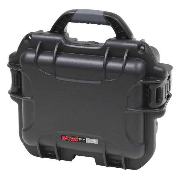 "Gator Cases GU080603WPNF Waterproof Utility case; 8.4""x6""x3.7"""