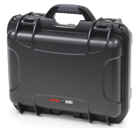 "Gator Cases GU130906WPDV Waterproof case w/divider system; 13.8""x9.3""x6.2"""