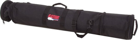 Gator Cases GX33 5 Microphones & 3 Stands Bag