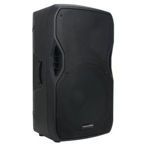 "American Audio ELSGO15BT 15"" Battery Power/ Rechargable 2 way speaker. XLR Mic & Line Inputs"