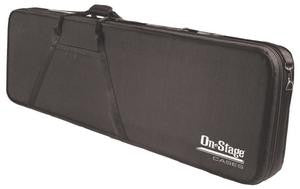 On Stage GPCB5550 Polyfoam Bass Guitar Case