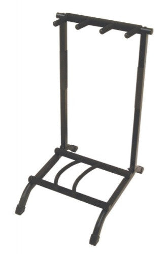 On Stage GS7361 3-Space Foldable Multi Guitar Rack