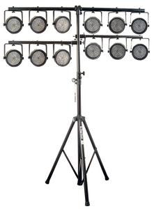 On Stage LS7720QIK Quick-Connect u-mount Lighting Stand
