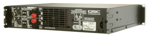 Qsc PLX3102120 PLX2 Series 3.1kW Amplifier