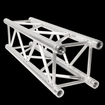 "Trusst CT290410S 290 mm (12"") Truss;  1 m (3.3 ft) Overall Length (includes 1 set of connectors)"