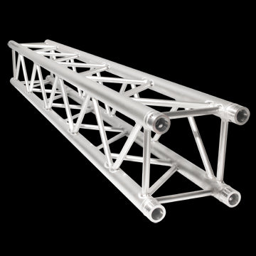 "Trusst CT290420S 290 mm (12"") Truss;  2 m (6.6 ft) Overall Length (includes 1 set of connectors)"