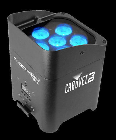 Chauvet Dj FREEDOMPARTRI6 Freedom Par Tri-6 Includes: IRC-6