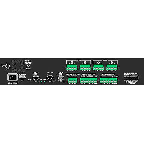 Rane RPM44 - 4 Analog Input / 4 Analog Output Programmable DSP Multiprocessor