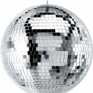 "ProX 12"" Mirror Ball ABS - Image 1"