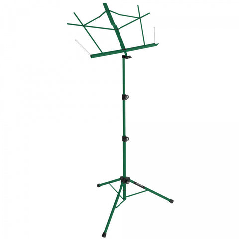 On Stage SM7222GRB Tripod Base Sheet Music Stand - Image 1