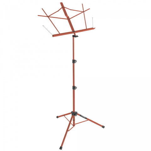 On Stage SM7222RB Tripod Base Sheet Music Stand - Image 1