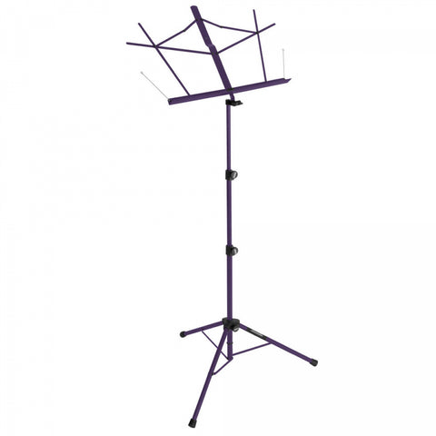 On Stage SM7222PB Tripod Base Sheet Music Stand - Image 1