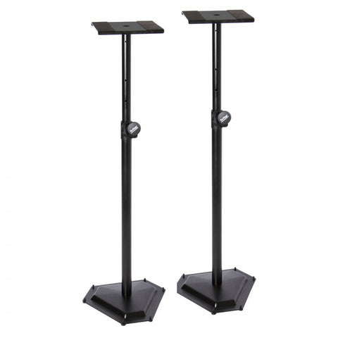 On Stage SMS6600-P Hex-Base Monitor Stands - Image 1