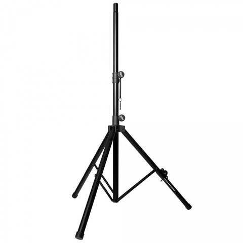 On Stage SS7762B Speaker Stand With Adjustable Leg - Image 1