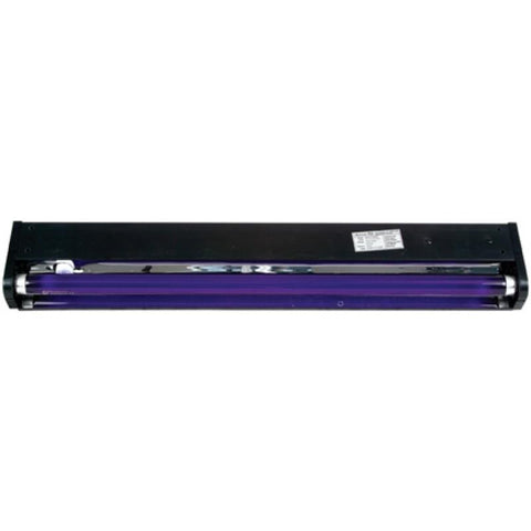"American DJ BLACK24BLB 24"", high output, black light w/tube fixture. (replacement lamp: LLF20BLB)                           - Image 1"