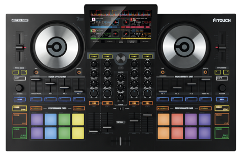 "Reloop Touch - 7"" Full Color Touchscreen Performance Controller"