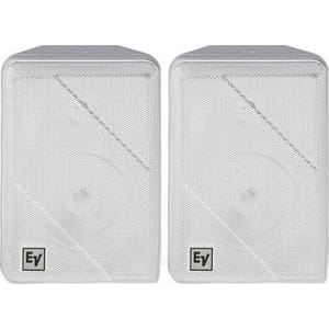 "Electro Voice S-40W - Ultracompact 5.25"" 2‑Way Passive Full‑Range Loudspeaker - White - Image 1"
