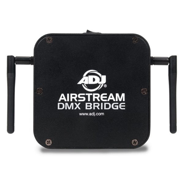 American Dj AIRSTREAMDMXBRD Advanced DMX control app works in conjuction with WiFi Dmx interface Ai