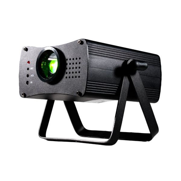 American Dj ANIMOTION New green and red laser which produces arial and creative effect patterns