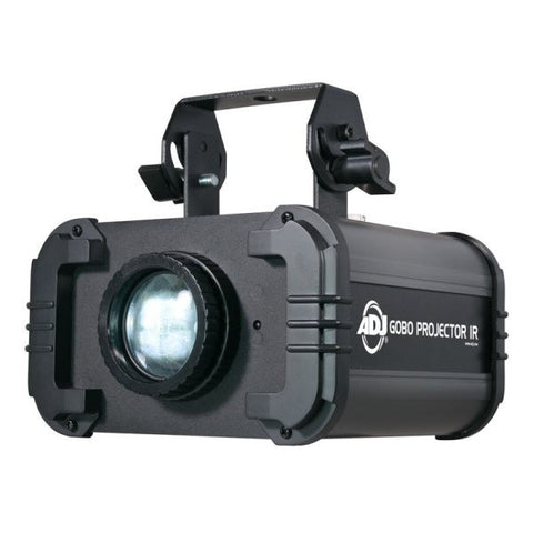 American Dj GOBOPROJECTORIR Similar to our popular Gobo Projector Led but now with IR control anda