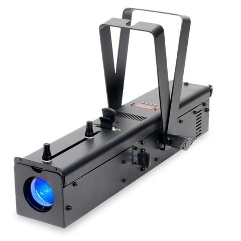 American Dj IKONPROFILE Mini ellipsoidal, 32 watt LED, beam shaping using metal framing,variable zo