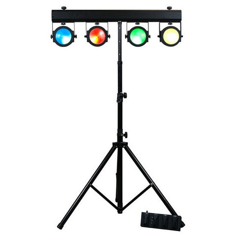 American Dj LTSDOTZ Replacement stand for Dotz Tpar System. Also holds the Event Bar Pro and Event