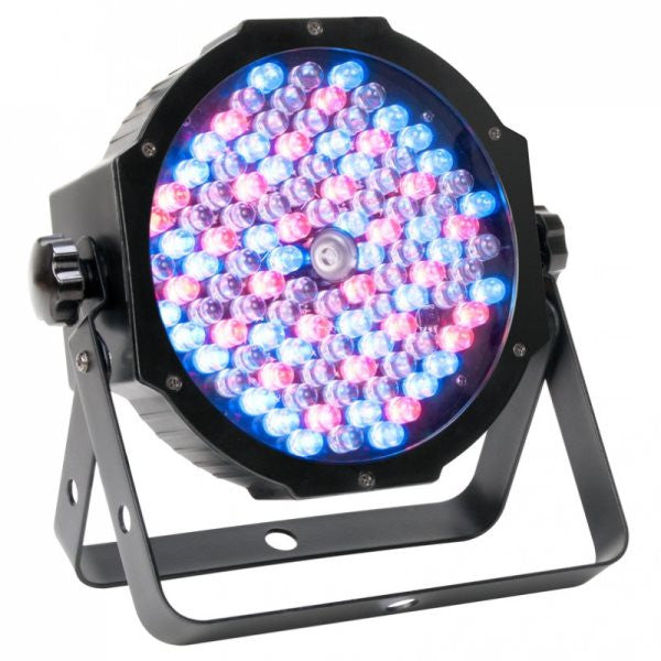 American Dj MEGAPARPROFILEP Similar to our popular MegaPar Profile but now with a 3w UV LEDfor UV e