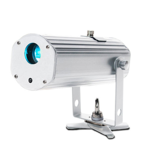 American Dj PINPOINTGOBOCW Battery powered gobo projector, 10 watt CW LED, IR control, inlcudes4 me
