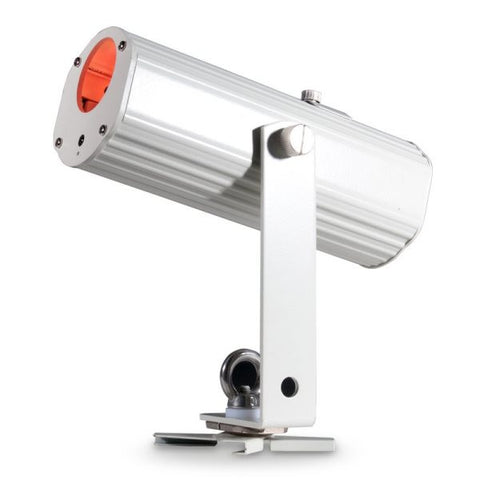 American Dj PINPOINTGOBOCLR Battery powered gobo projector, 10 watt RGBA LED, IR control,inlcudes 4