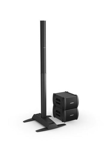 Bose L1M1SDOUBLEB1 L1 Model IS Loudspeaker Array and Extension, L1 Model 1S Power Stand, two B1 Bas