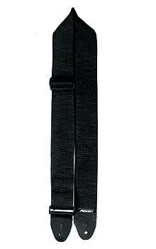 Peavey 00070920 Black Nylon Accent Guitar Strap