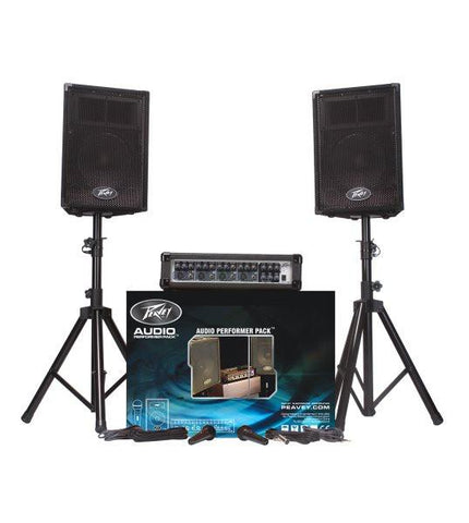 Peavey 00595700 Audio Performer Pack