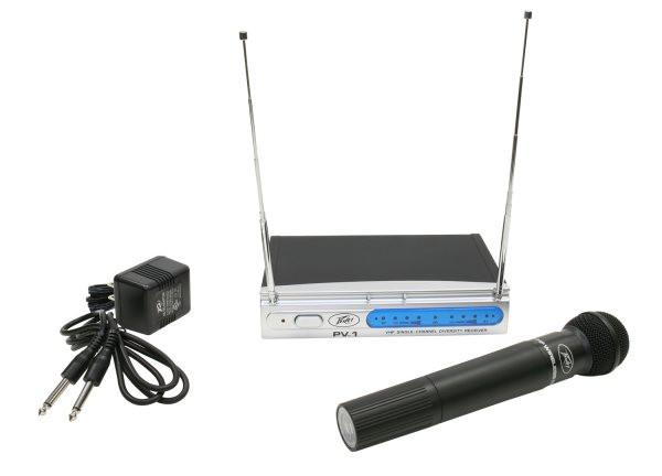 Peavey 03010050 Handheld Wireless System 203.400MHZ