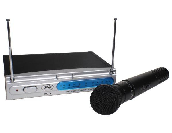 Peavey 03010140 Handheld Wireless System 906.000MHZ
