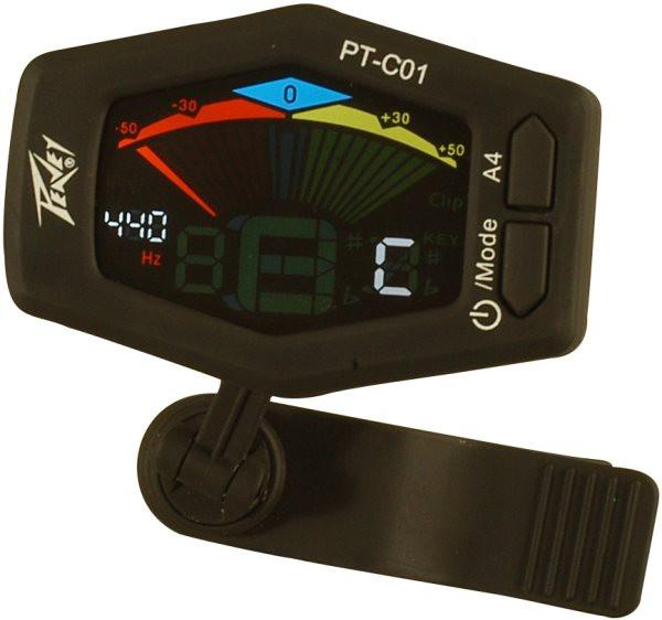 Peavey 03014060 PT -  C01 Clip On Tuner