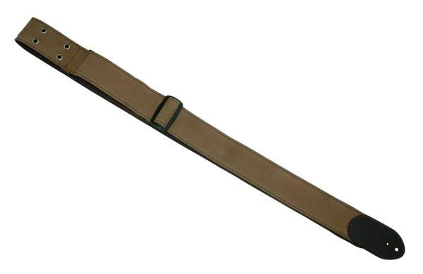 Peavey 03016220 Tan Metal Canvas Strap