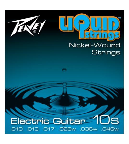 Peavey 03018420 Liquid  Nickel Wound 10S