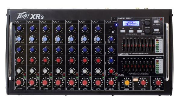 Peavey 03612230 XR -S Powered Mixer