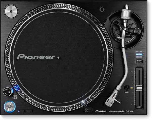Pioneer DJTPLX1000 PROFESSIONAL DIRECT DRIVE TURNTABLE