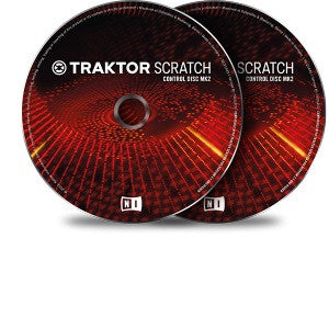 Native Instruments 21445 Traktor Scratch Pro Control Mk2 CD