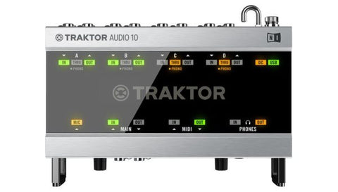 Native Instruments 21902 Traktor Scratch A10