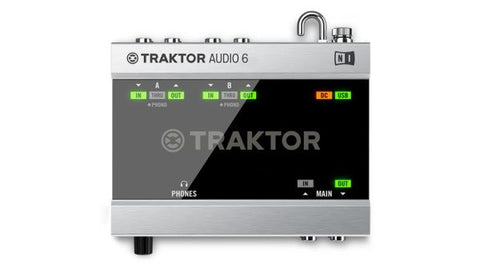 Native Instruments 21903 Traktor Scratch A6