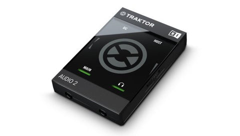 Native Instruments 22470 Traktor Audio 2 Mk2