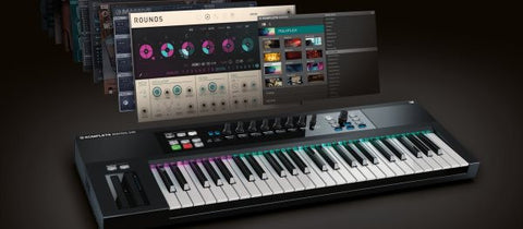Native Instruments 22817 Komplete Kontrol S61